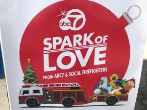 Spark of Love Toy Drive Upland @ City of Upland | Upland | California | United States