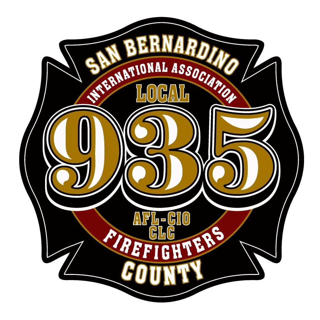 SBCoFD Firefighters Local 935